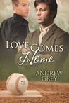Love Comes Home (Senses, #3)