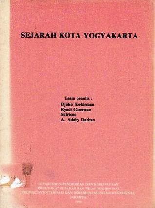 Sejarah Kota Yogyakarta