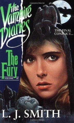 The Fury (The Vampire Diaries, #3)