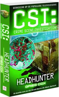 Headhunter csi crime scene investigation 11 by greg cox fandeluxe Document