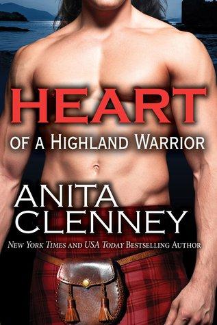 Heart of a Highland Warrior (Connor Clan, #3)