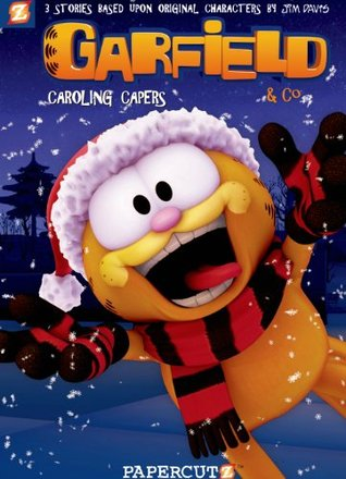 Garfield & Co. #4: Caroling Capers (Garfield Graphic Novels)