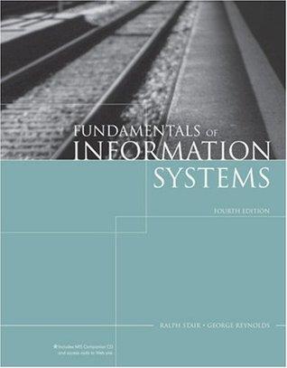 Fundamentals of Information Systems por Ralph M. Stair EPUB FB2