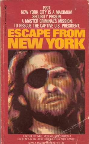 escape from new york by mike mcquay