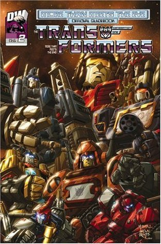 Transformers Generation One: More Than Meets the Eye Official Guidebook Volume 2