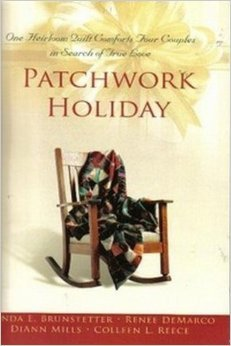 Patchwork Holiday by Wanda E. Brunstetter