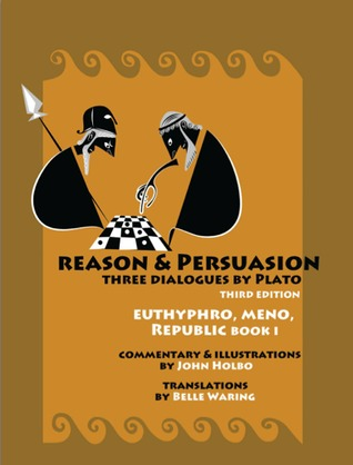 Reason & Persuasion: Three Dialogues By Plato (ePUB)