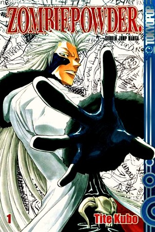 Ebook Zombiepowder: D.I.B.A. - Death In a Black Arm by Tite Kubo TXT!