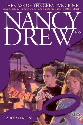 The Case of the Creative Crime (Nancy Drew, #166)