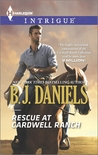 Rescue at Cardwell Ranch (Cardwell Cousins, #2)