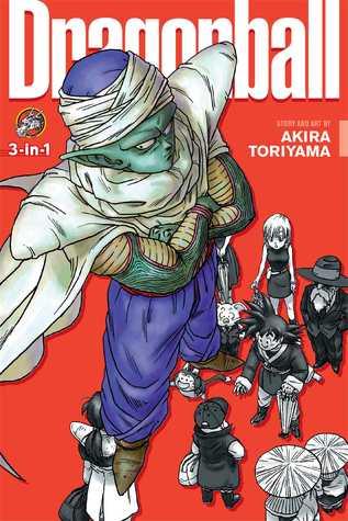 Dragon Ball (3-in-1 Edition), Vol. 5: Includes vols. 13, 14  15
