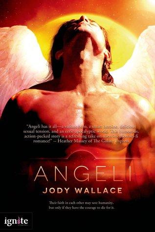 Angeli (Maelstrom Chronicles, #1)