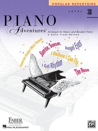 Level 3B - Popular Repertoire Book: Piano Adventures