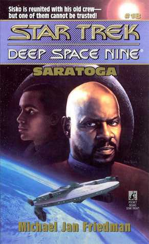 Saratoga (Star Trek Deep Space Nine #18)