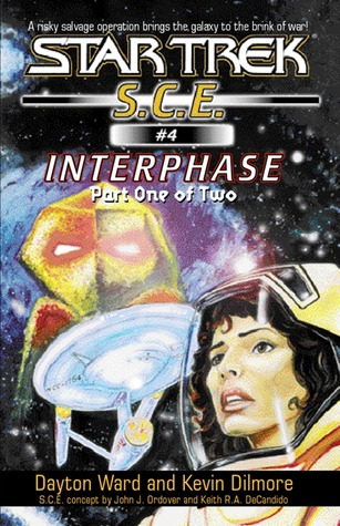 Interphase, Part 1 (Star Trek: S.C.E., #4)