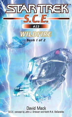 Star Trek: Wildfire 1