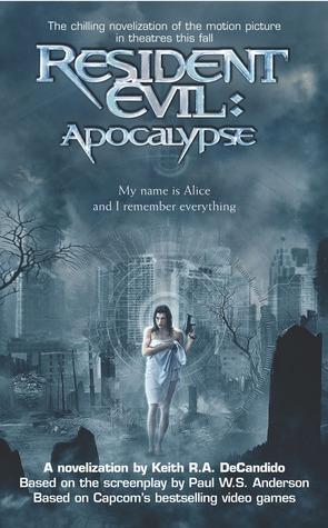 Resident Evil Genesis Ebook
