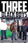 Three Black Boys by Zangba Thomson
