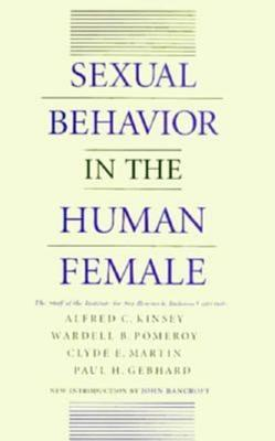Alfred kinsey sexual behavior in the human male