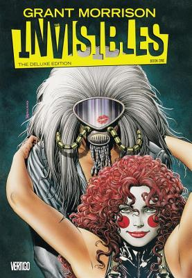 The Invisibles Book One Deluxe Edition (The Invisibles Deluxe Edition, #1)