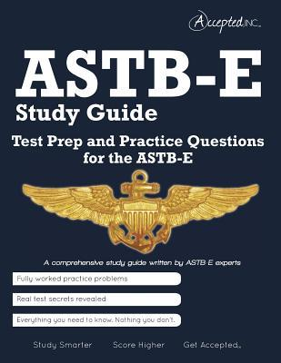 ASTB Study Guide 2018-2019: ASTB-E Test Prep and Practice ...