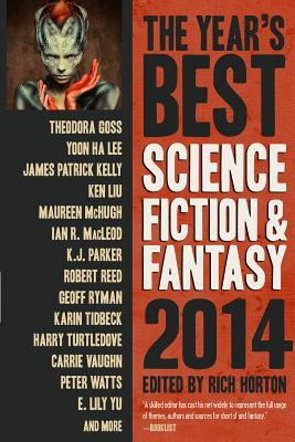The Year's Best Science Fiction & Fantasy, 2014
