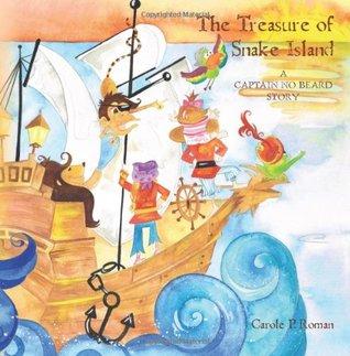 The Treasure of Snake Island (Captain No Beard, #5)