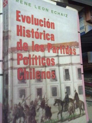 Evolución Histórica de los partidos políticos chilenos