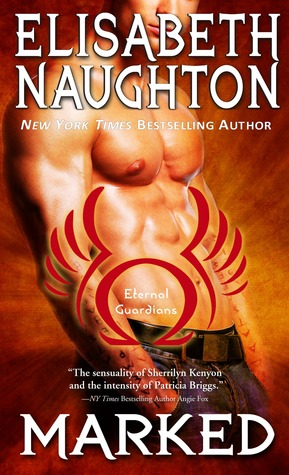 Marked by Elisabeth Naughton