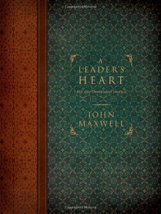 A Leader's Heart: 365-Day Devotional Journal