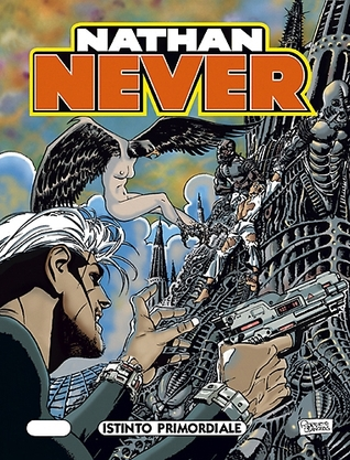 Nathan Never n. 70: Istinto primordiale