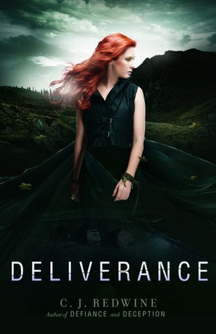 Deliverance (Courier's Daughter, #3)