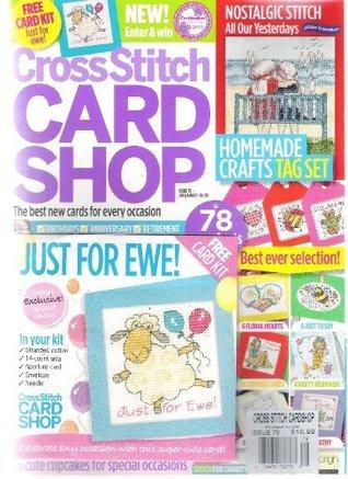 Cross Stitch Card Shop Magazine (UK) (Homemade Crafts Tag Set, July August 2011)