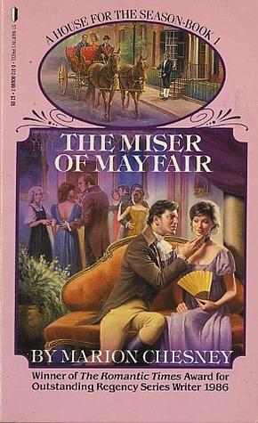Miser of Mayfair (A House For The Season, #1)