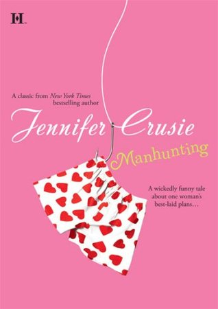 Manhunting by Jennifer Crusie