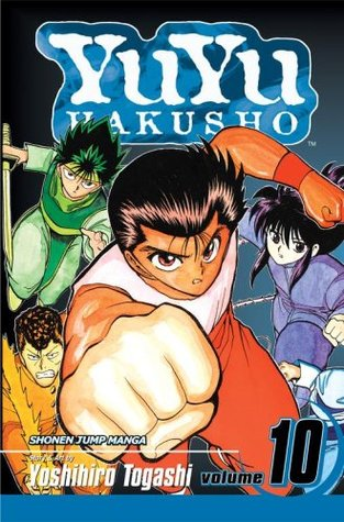 Ebook Yu Yu Hakusho, Volume 10: Unforgivable!! by Yoshihiro Togashi TXT!
