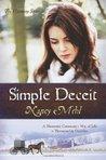 Simple Deceit (Harmony, #2)