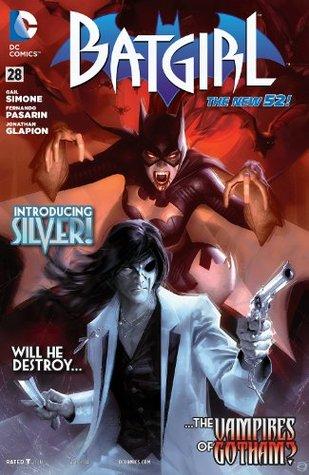Batgirl #28 (The New 52 Batgirl, #28)