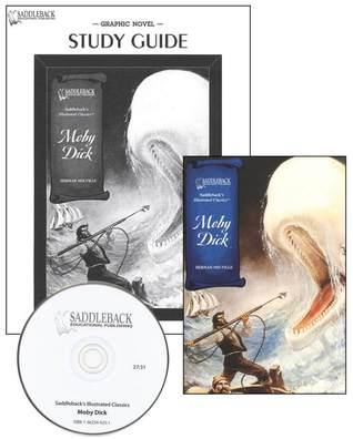 Moby Dick Illustrated Classic Set