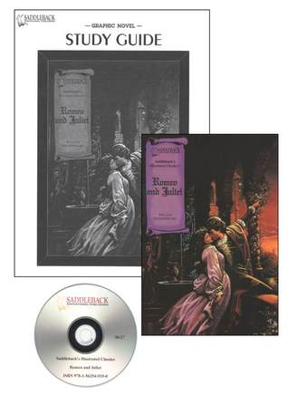 Romeo and Juliet Illustrated Classic Set