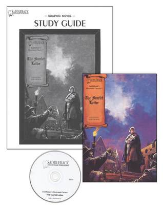 The Scarlet Letter Illustrated Classic Set