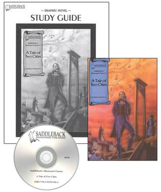 A Tale of Two Cities Illustrated Classic Set