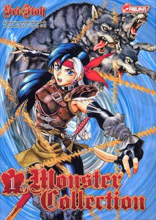 monster collection volume 1 by sei itoh
