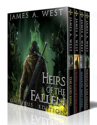 Heirs of the Fallen (Complete collection. Books 1 - 4): Omnibus Edition