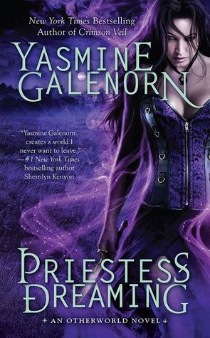 Priestess Dreaming by Yasmine Galenorn - My Review