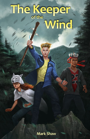 The keeper of the wind by Mark Shaw
