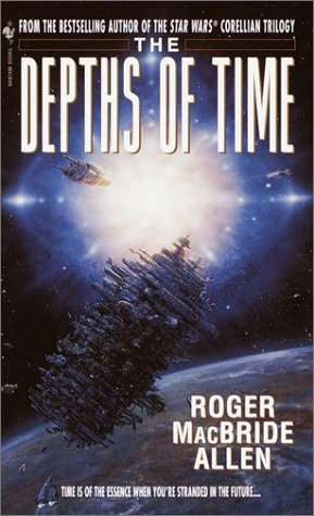 The Depths of Time (The Chronicles of Solace, #1)