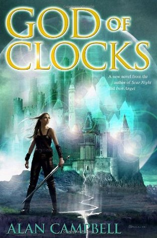God of Clocks (Deepgate Codex, #3)