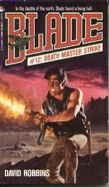 Death Master Strike (Blade #12)