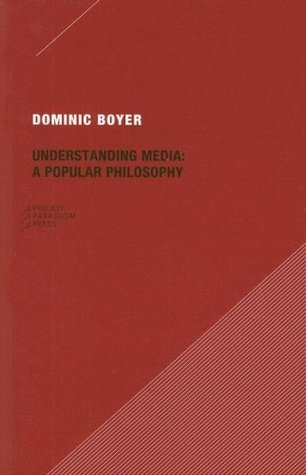 Understanding Media: A Popular Philosophy